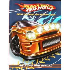 Hot Wheels Coloring Book Toys & Games