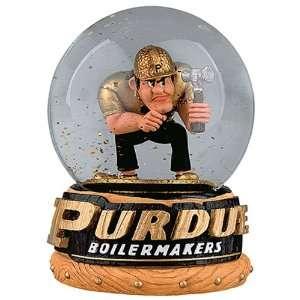 Treasures Purdue Boilermakers Musical Snow Globe