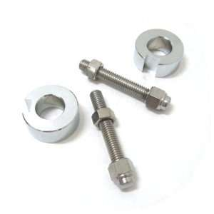 Axle Adjuster for Harley Davidson Softail OEM 47577 86 47579 86 7783