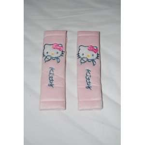 Hello Kitty Seatbelt Cover   Pink