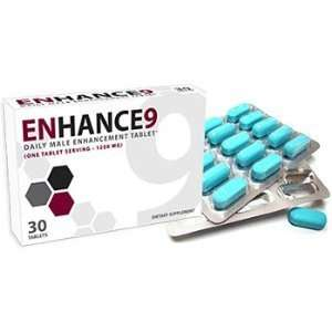 Enhance9 Male Enhancement Formula by Enhance 9 Health