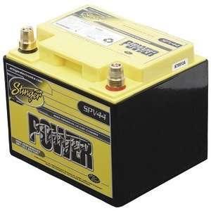 New High Quality STINGER SPV44 POWER SERIES BATTERY (660 AMP
