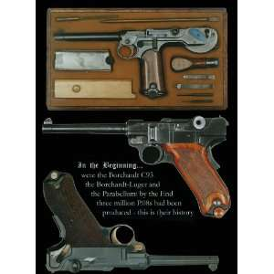 Luger  Pistole Parabellum   History of the Luger System