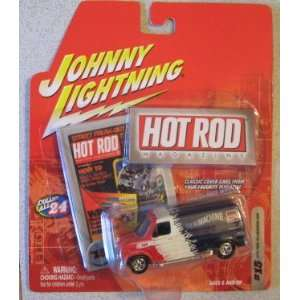 Johnny Lightning Hot Rod Magazine 1976 Ford Denimachine