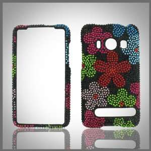bling rhinestone diamond case cover HTC Evo 4G Cell Phones