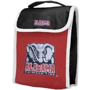 Alabama Crimson Tide Insulated NCAA Lunch Bag