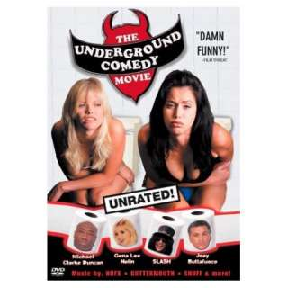 The Underground Comedy Movie (Unrated Edition) Morgan