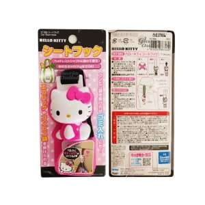 Sanrio Hello Kitty Car Seat Hook Bag Holder (1 Pc) Toys & Games