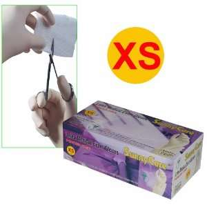 Sunnycare #6600 box Latex Medical Exam Gloves (Powder Free