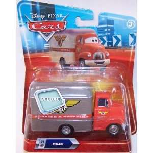 / Pixar CARS Movie Deluxe Oversized Package Edition Die Cast Car