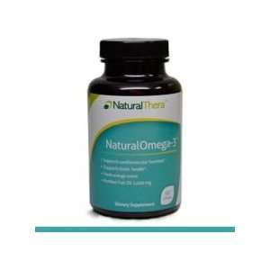 NaturalOmega 3 Vitamin Supplements Health & Personal Care