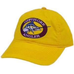 YOUTH KID HAT CAP OFFSHORE ANGLER SALTWATER TACKLE FISHING