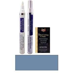 Oz. Steel Blue Metallic Paint Pen Kit for 1991 Isuzu Pickup (823/B021