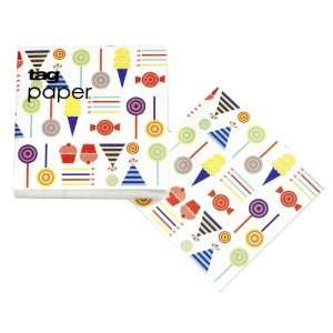 Tag Cocktail Paper Napkins   20 Pack: Kitchen & Dining