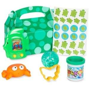 Mr. Turtle Party Favor Box Party Supplies Toys & Games