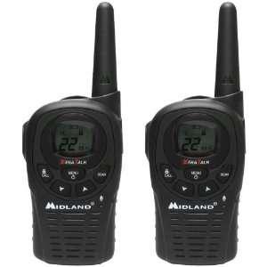 MIDLAND XT28 28 MILE GMRS RADIO PAIR PACK Electronics