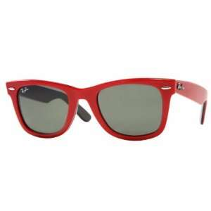 Authentic RAY BAN SUNGLASSES STYLE RB 2140 Color code 955 Size 5418