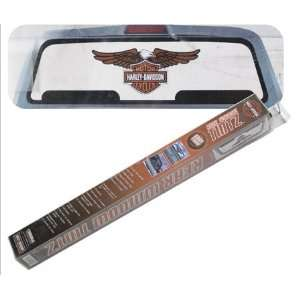 Harley Davidson Eagle Rear Window Graphic Tint Decal: Automotive