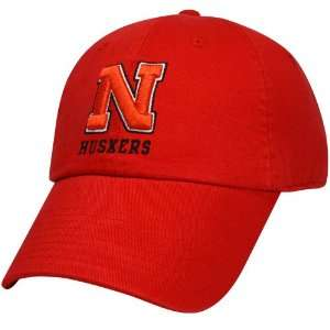 Nike Nebraska Cornhuskers Red 3D Campus Hat