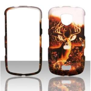 Buck Deer Samsung Droid Charge i510 Verizon Case Cover Hard Phone Case