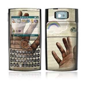 Skin Cover Decal Sticker for Samsung Blackjack II / Blackjack