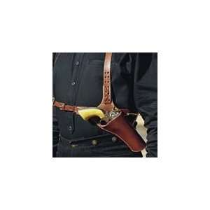 The Huckleberry Leather Shoulder Holster: Sports & Outdoors