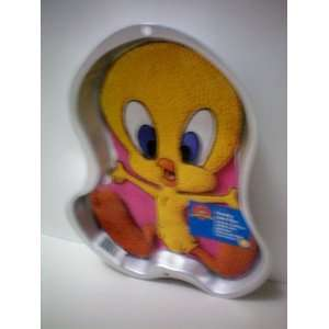 Wilton Cake Pan Looney Tunes Tweety Bird (2105 3201, 1998)