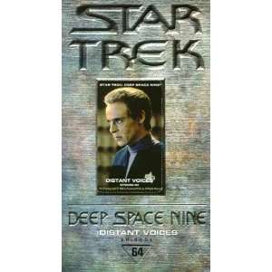Star Trek   Deep Space Nine, Episode 64 Distant Voices [VHS] Star