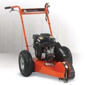6 HP Premier   Manual Start   Stump Grinder: Patio, Lawn & Garden