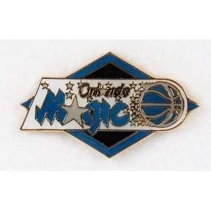 Orlando Magic NBA Basketball Logo Collectors Pin  Sports