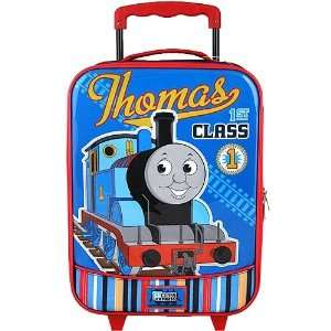 Thomas the Train 1st Class Rolling Luggage Case : Toys & Games