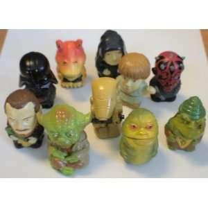 Star Wars Episode 1 Set of 10 Pvc 2 Figures Toys & Games