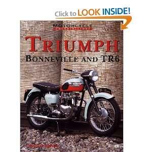 Triumph Bonneville & TR6 (Motorcycle Color History