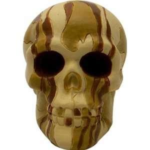 American Shifter Company 40 Dessert Camo Skull Shift Knob and Topper
