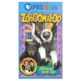 Zoboomafoo   Zoboos Little Pals [VHS]: Chris Kratt