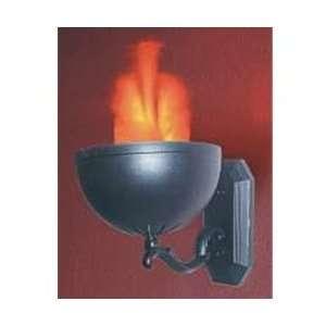Flame Light, Wall Mount Mini, AC Powered