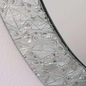 Decor Luxor Frameless Wall Mirror
