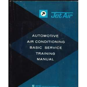 Jet Air Automotive Air Conditioning Basic Service Training