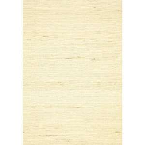 Julien Silk Weave Ivory by F Schumacher Wallpaper Home Improvement