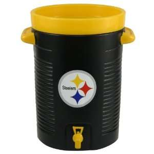 NFL Pittsburgh Steelers Black Water Cooler Cup