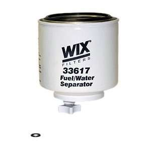 33617 Spin On Fuel and Water Separator Filter, Pack of 1 Automotive