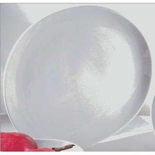 Royal Oval 11 White Dinner Plate [Set of 6] Kitchen
