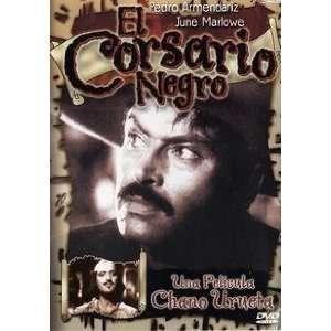 El Corsario Negro: Pedro Armendáriz, María Luisa Zea