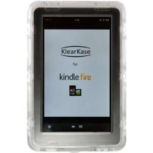 KlearKase for Kindle Fire   Life Proof, Transparent Case for Family or