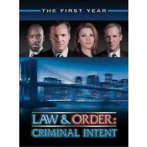 Law & Order Criminal Intent   The First Year Vincent D