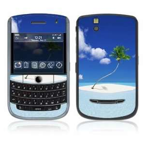 Welcome To Paradise Decorative Skin Cover Decal Sticker for Blackberry