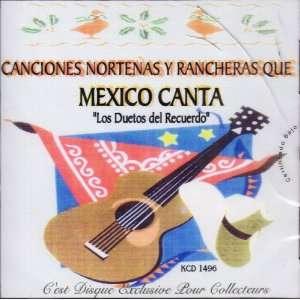 Los Duetos Del Recuerdo Varios [100anosdemusica]: Music