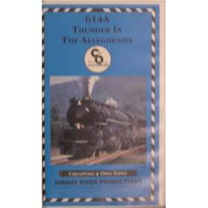 614A   Thunder in the Alleghenies (The Chesapeake & Ohio Series of