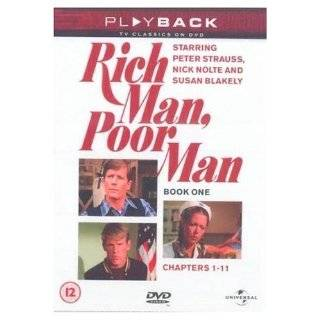 Rich Man, Poor Man   Book 2   Complete Second Series   6 DVD Set [Non