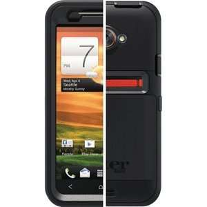 OtterBox Defender Series f/HTC EVO 4G LTE   Black